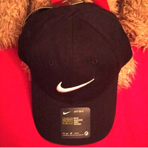 2c4b4d541 🆕 RESTOCKED! 1 LEFT! Nike Toddler Cap NWT
